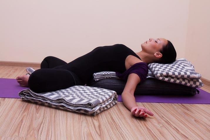 Упражнение на расслабление
